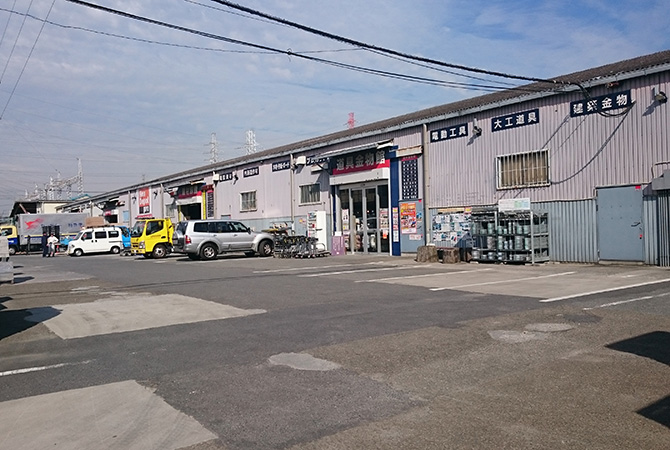 鶴見第1倉庫