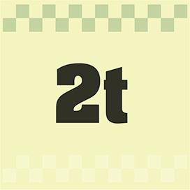 2t平車・2tLゲート車